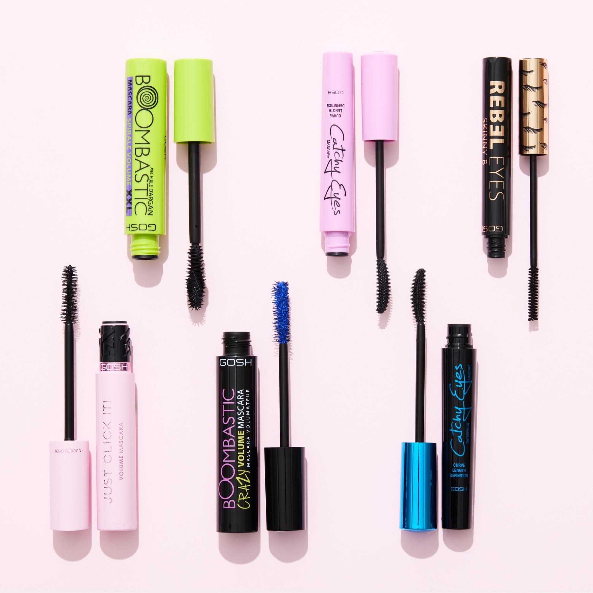 Hvilken mascara passer bedst til dig?