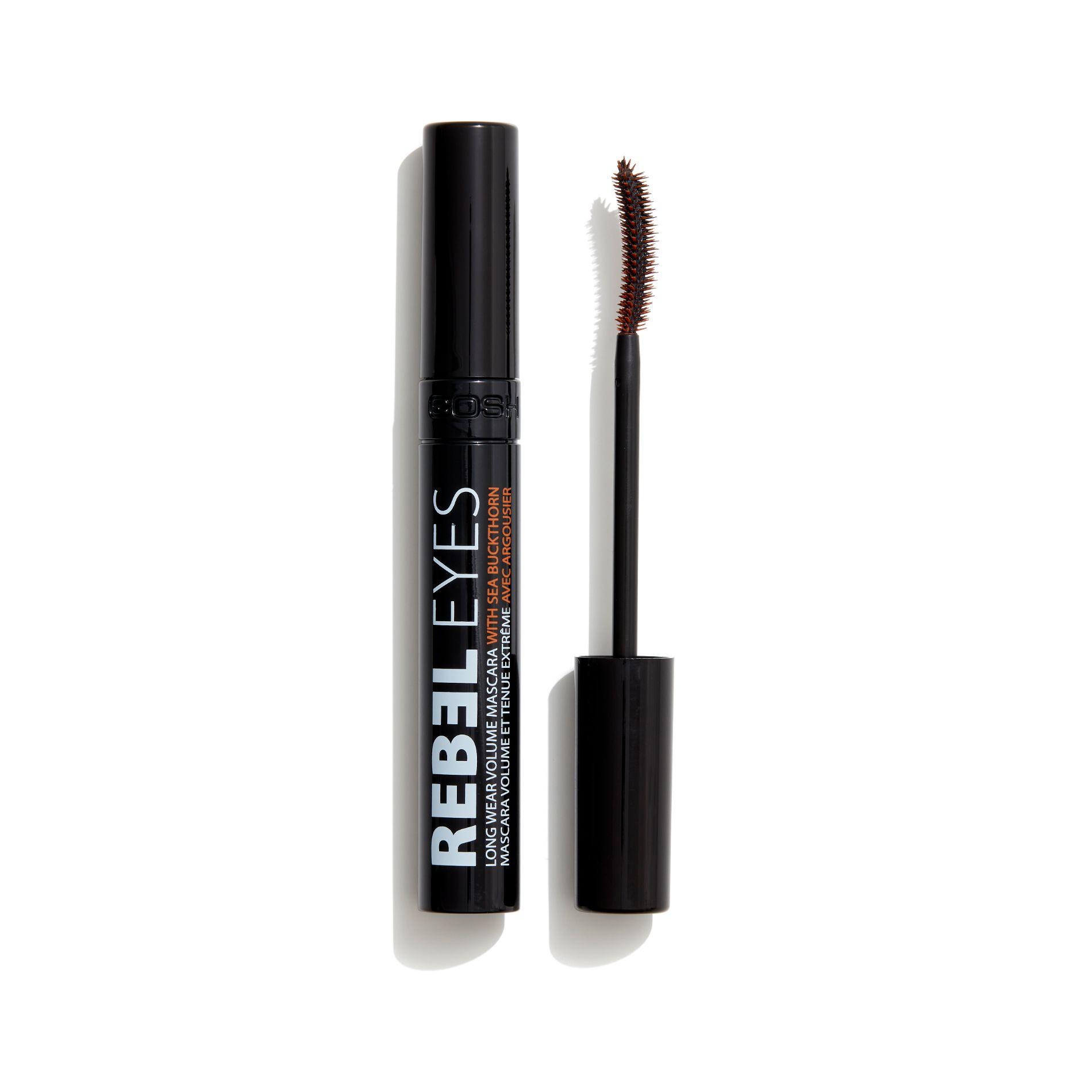 Rebel Eyes Mascara - 002 Carbon Black